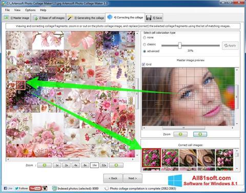 Capture d'écran Photo Collage Maker pour Windows 8.1