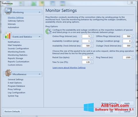 Capture d'écran QIP pour Windows 8.1
