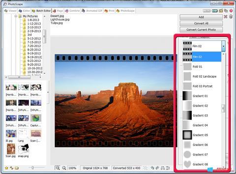 Télécharger PhotoScape pour Windows 8.1 (32/64 bit) en Français